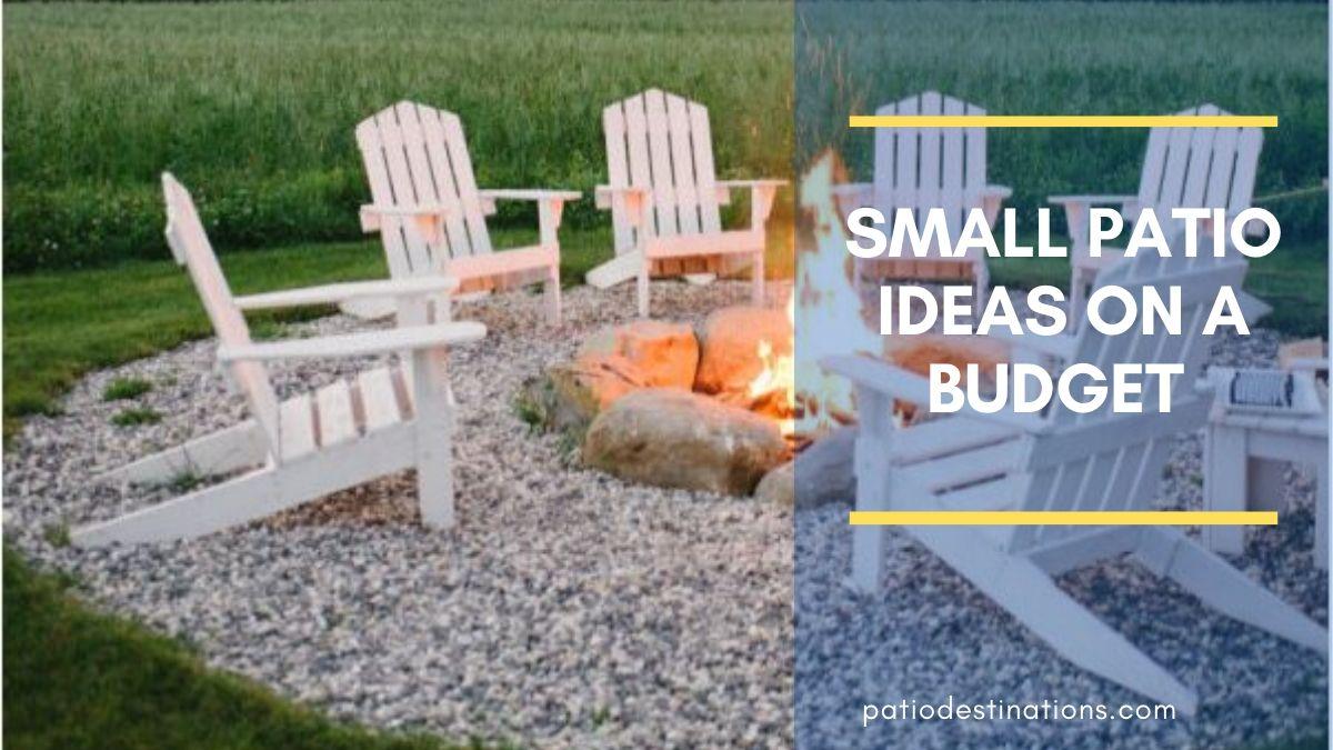 small backyard patio ideas on a budget