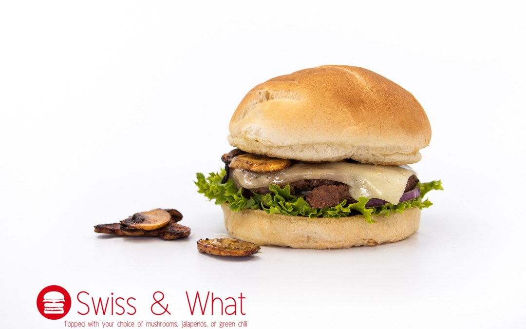 Swiss & What?! | Burgers in Blanding, Utah