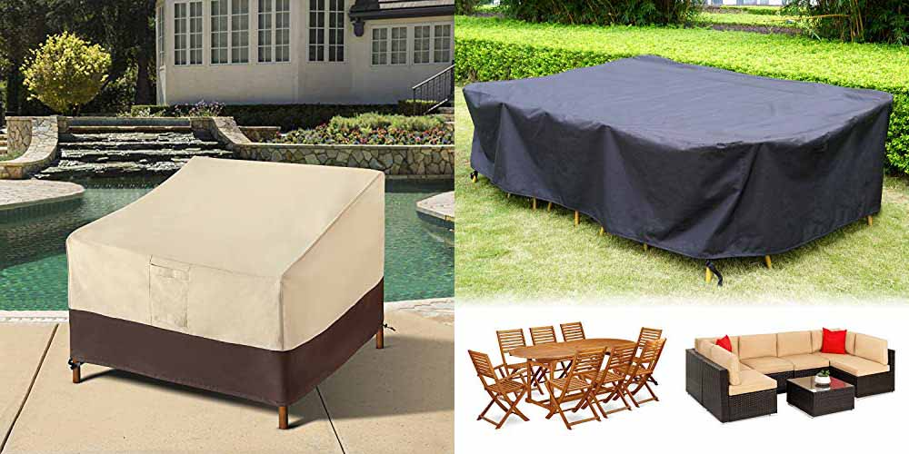Patio Furniture Covers Protect, Weather Resistant Patio Furniture Covers