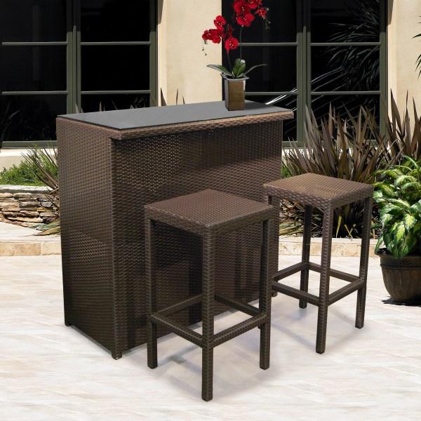 outdoor patio bar sets Patio Bar Sets | Patio Design Ideas