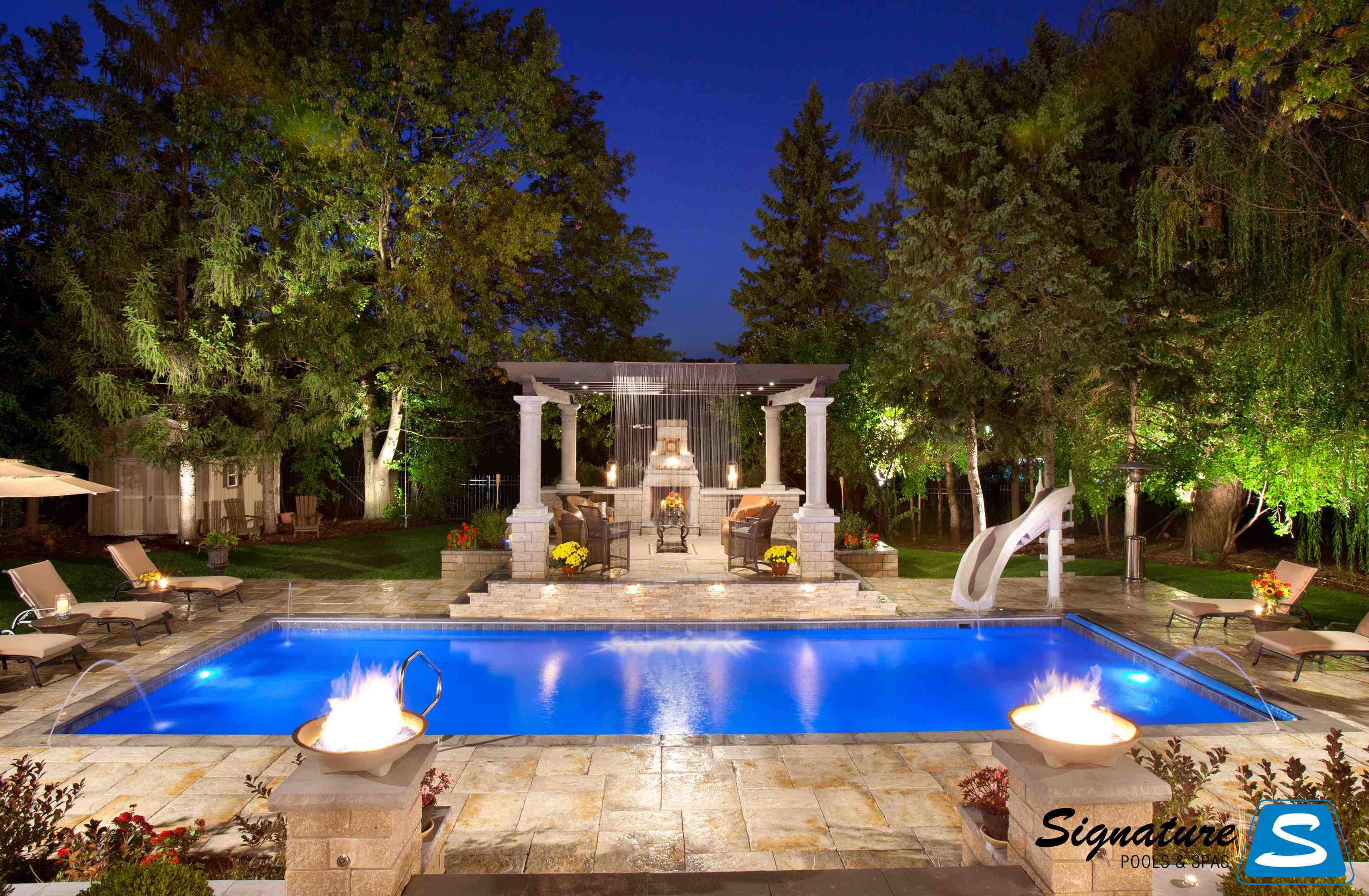 Ten Tips for Selling Luxury Backyards | Patio & Hearth Blog on Luxury Backyard Design id=63227