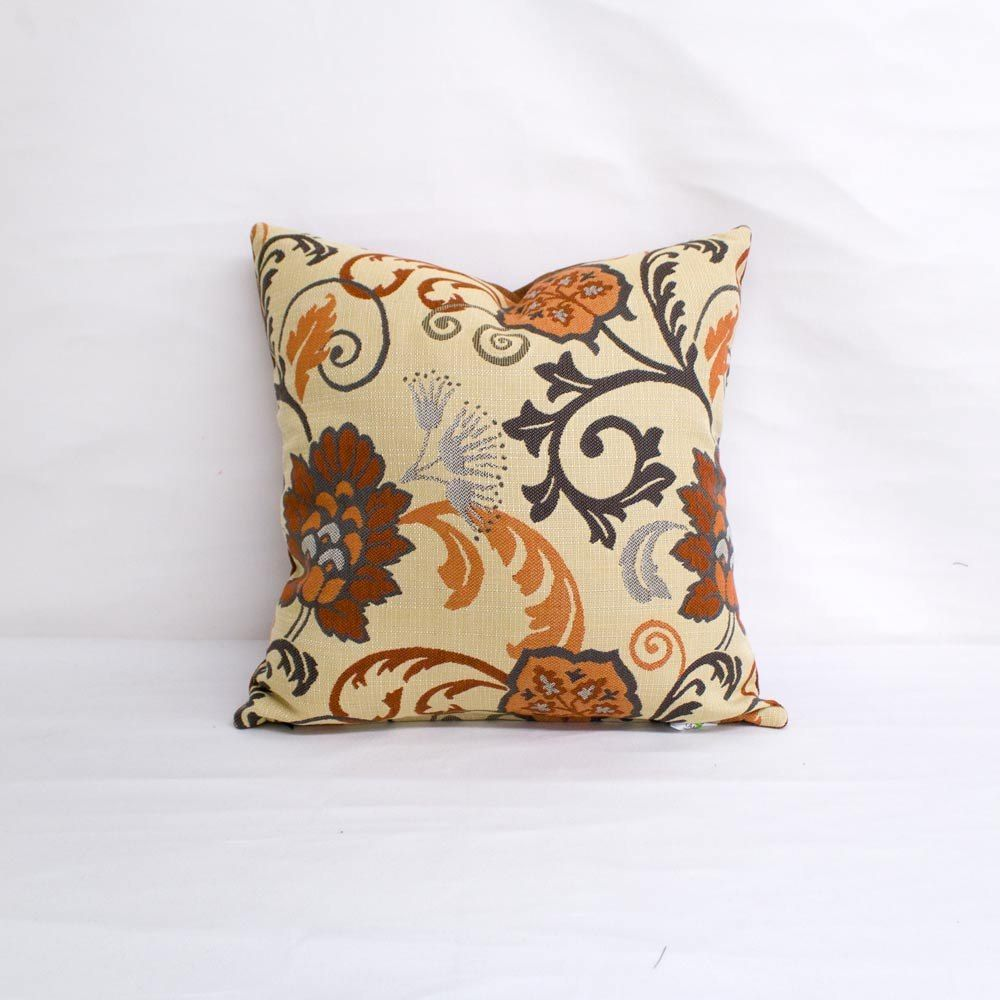 indoor outdoor sunbrella elegance marble 18x18 throw pillow quick ship