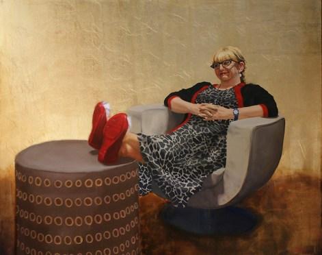 Hidden Faces of the Archibald, Peoples Choice Award 2013