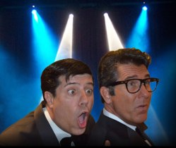 "Tony Lewis and Tom Steven ""Martin and Lewis Tribute Show"""