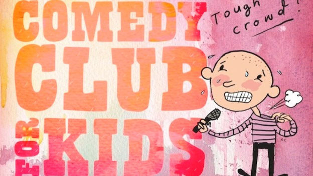Comedy for Kids @ The Speigeltent