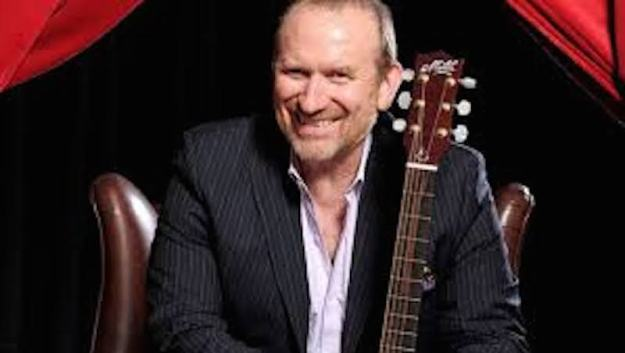 Colin Hay part of the Melbourne International Comedy Festival 2014