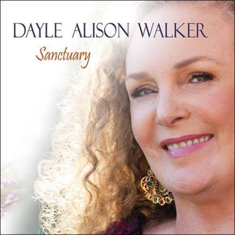 Dayle Allison Walker latest album launch Sanctuary