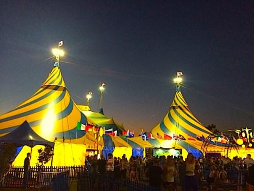'TOTEM' Cirque du Soleil