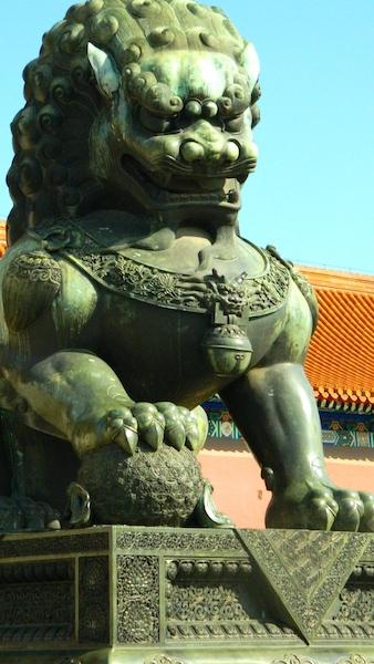 Forbidden City Beijing 2012