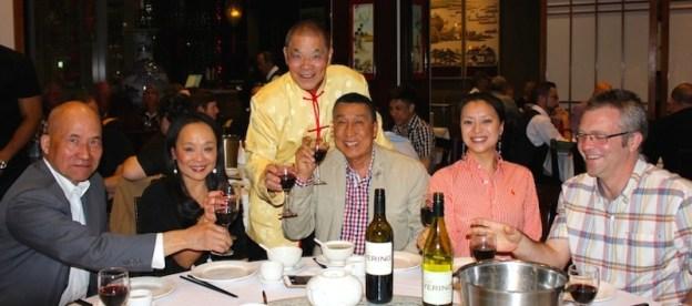 Grandmaster William Cheung 75 years strong