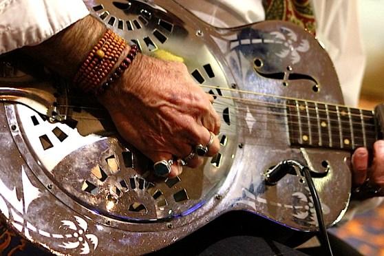 Legendary bluesman Ivan Zar