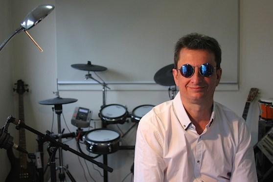 Paul Richards Drum Teacher