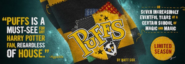 PUFFS opening night at The Alex Theatre