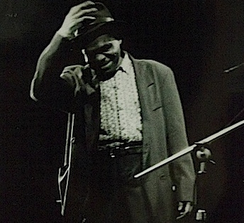 Robert Mate Mate performing Theatreworks 1992