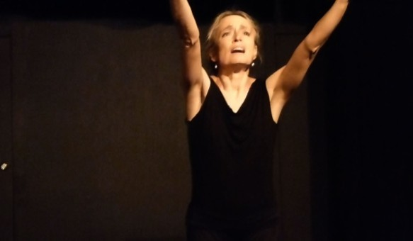 Coming Through: a one woman show at The Butterfly Club