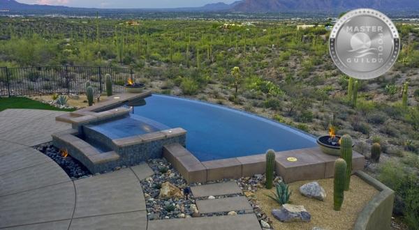 residential pools patio pools tucson