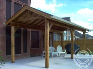 gable roofs free standing patio roof