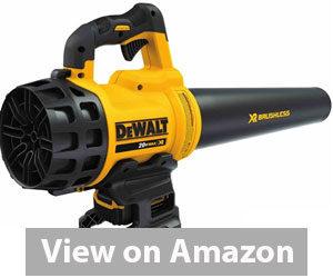 Best Leaf Blower - DEWALT DCBL720P1 Brushless Blower Review