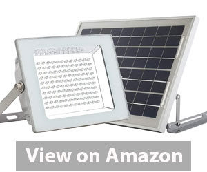 Best Outdoor Solar Lights - MicroSolar - HEAVY DUTY LIGHT FIXTURE FL4-B Review