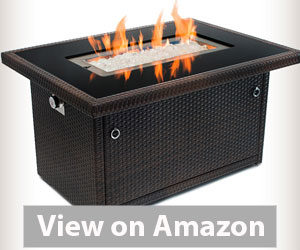 Best Fire Pit - Outland Fire Pit Table Model 401 Review