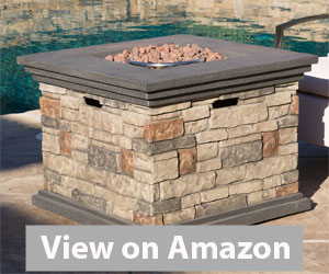 Stonecrest Outdoor Propane (Gas) Fire Pit Review