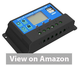 Best Solar Charger Controller - ALLPOWERS 20A Solar Charger Controller Review