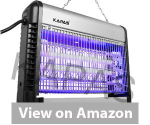 Best Bug Zapper - Kapas Electric Bug Zapper Review