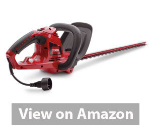 Best Hedge Trimmer - Toro 51490 Hedge Trimmer Review