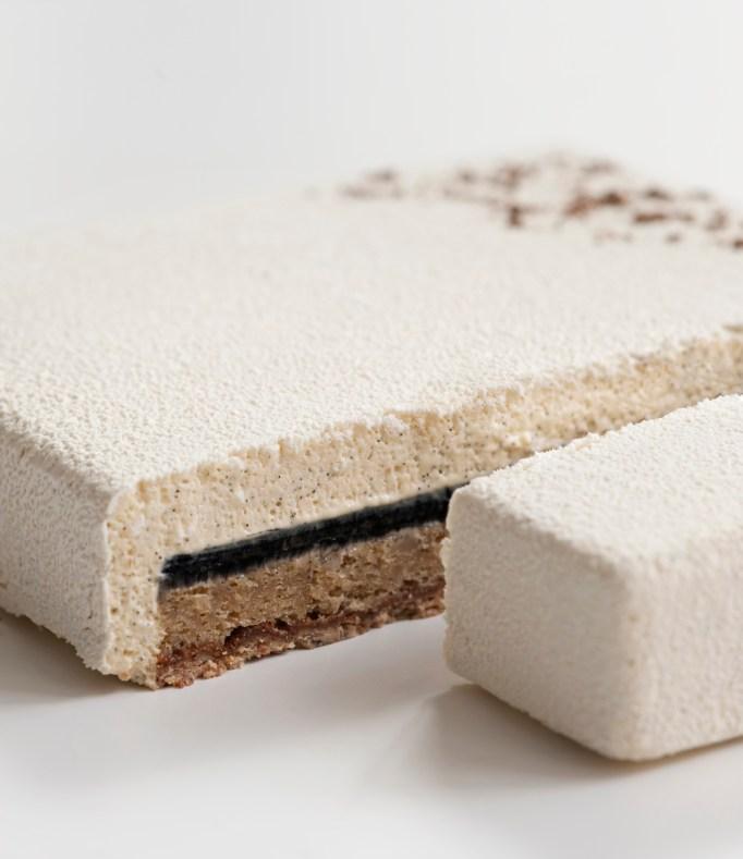 עוגת וניל של פיליפ קונטיצ׳יני - המקור