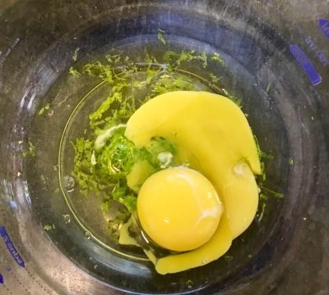 ה״רטובים״ - מתחילים מביצים וקליפת ליים
