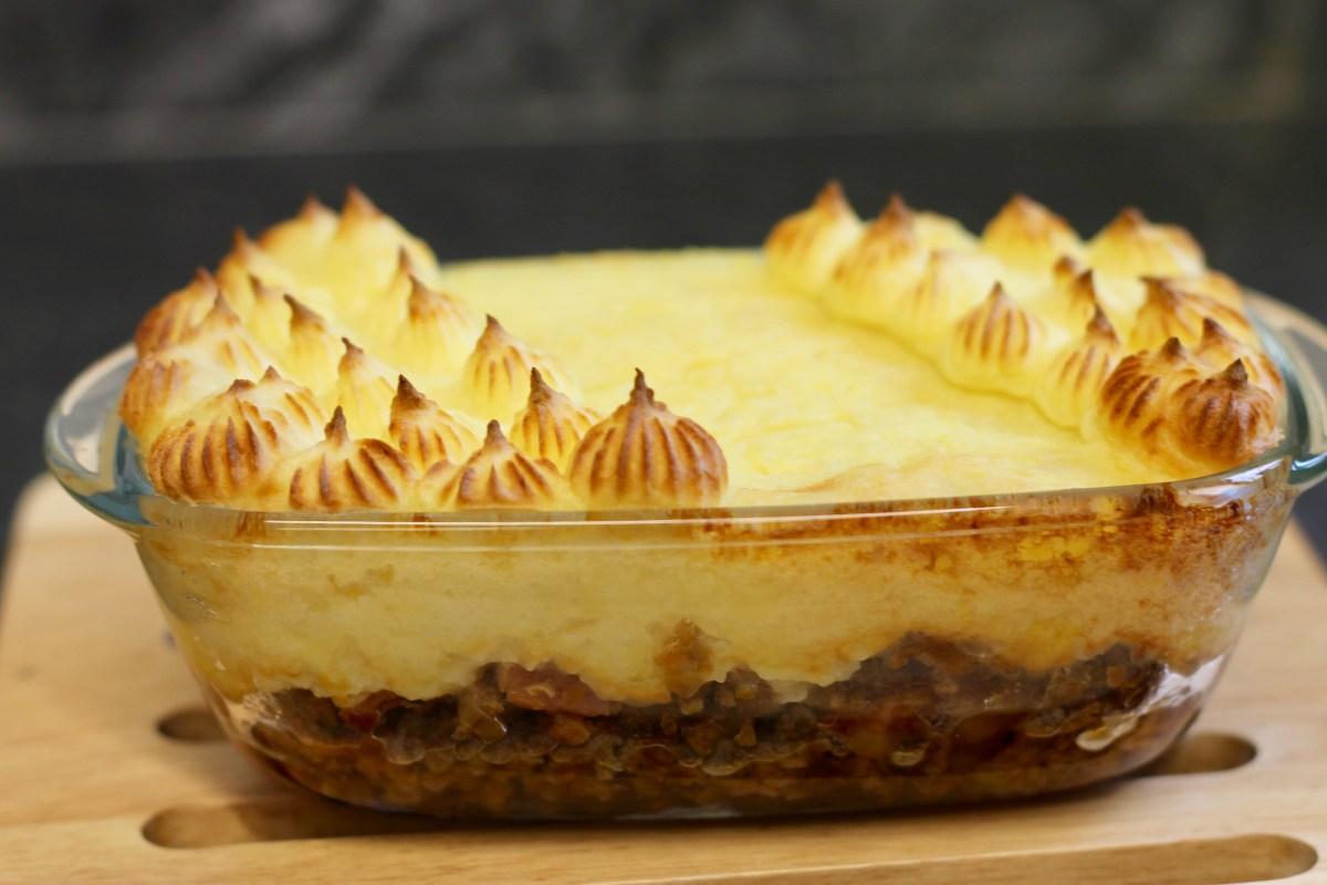 Shepherd's Pie - שפרדס פאי - רועים שזה טעים