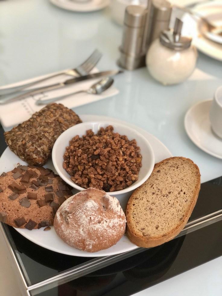 לחם ומאפים ללא גלוטן