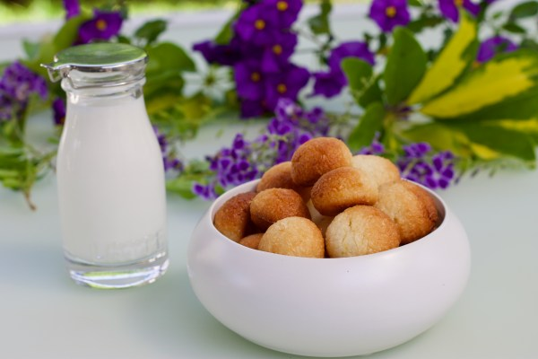 עוגיות קוקוס הולנדיות