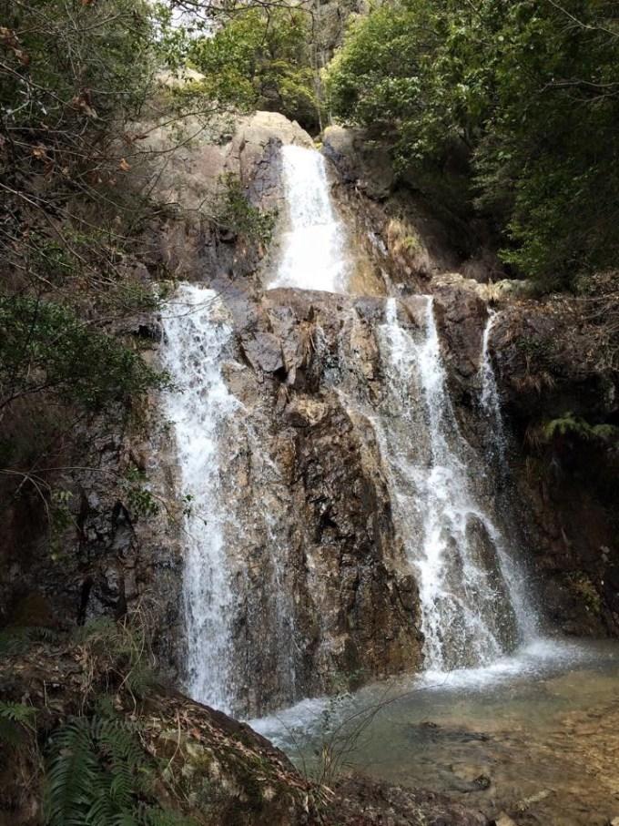 ホウソの滝