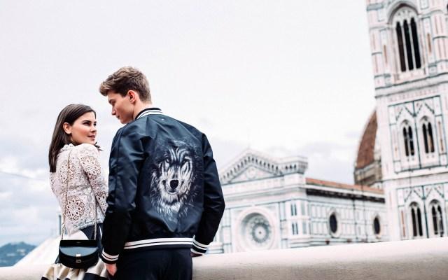 Florence with Fashiioncarpet & Luisa Via Roma Stylelab #TheCoupleThing