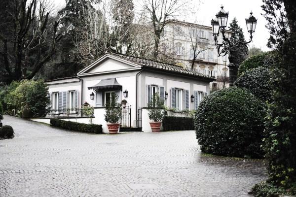 hotel villa cora florence