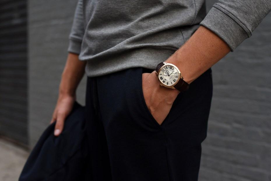 patkahlo männer fashion blog aus deutschland München drive de cartier watch