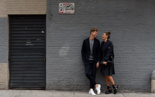 New York Fashion Week – #TheCoupleThing