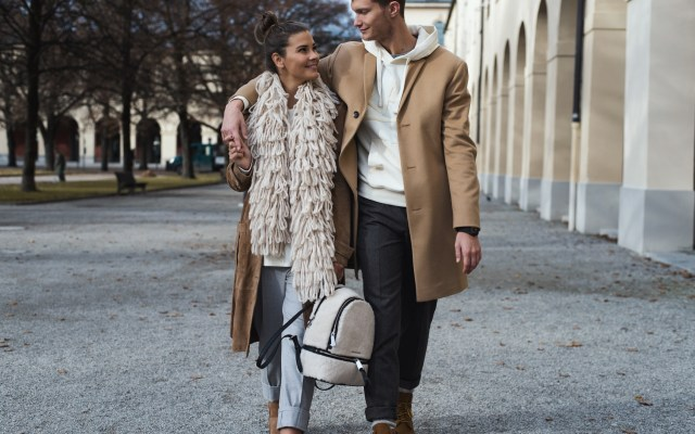 Winter Freizeit Look #TheCoupleThing | Munich