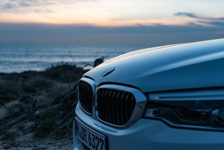 der neue BMW 5er 12