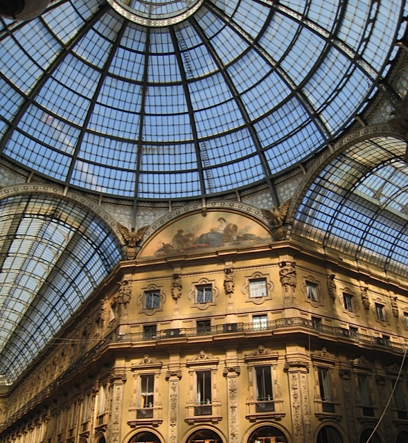 The Milan Galleria
