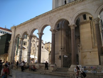Split Diocletian's Palace with Pat Krapf