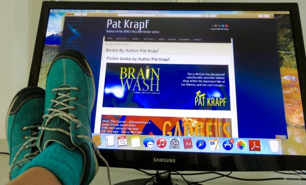 Pat Krapf Blog