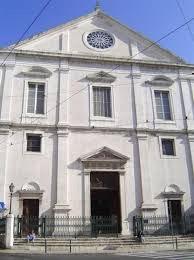 Sao Roque church, exterior