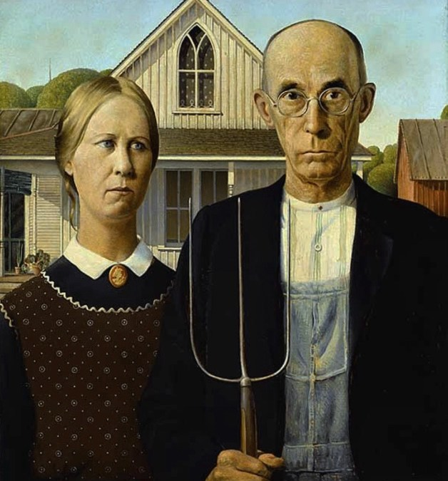 American Gothic: A Short Story