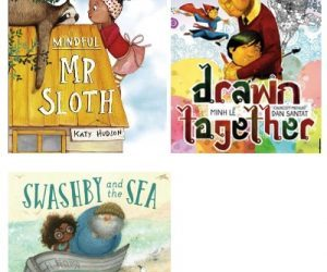 Picture Book Review: Because We All Need to Smile