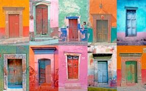 2 door collage use
