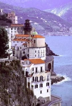 Amalfi Roads Italy