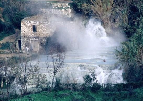 Saturnia Hotsprings Italy (I Caught Them Kissing)