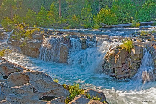 Rogue River Gorge West